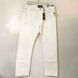 "Lucky White Jeans NEW Men's 36"" 32"""